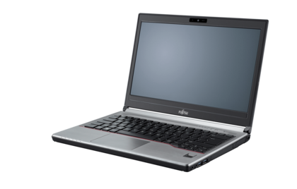 LIFEBOOK E733 - right side, with reflection