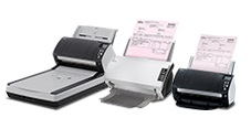 Fujitsu fi-7280 Color Duplex Document Imaging scanner