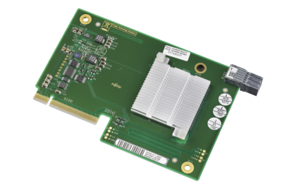 Ethernet Card on Primergy Eth Mezzanine Card 10 Gb 2 Port   Side
