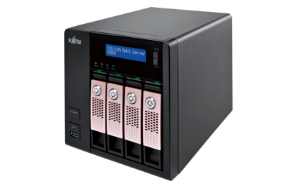 CELVIN NAS Server Q800 - side view