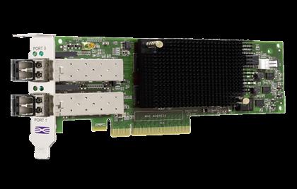 PRIMERGY Controller CNA 2x 10Gbit PCIe x8 Emulex OCe10102