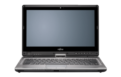 LIFEBOOK T902 - front view, with reflection
