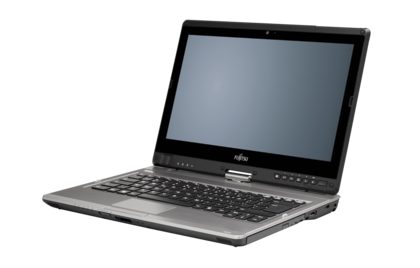 LIFEBOOK T902 - right side, with reflection