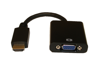VGA Conversion adapter (HDMI to VGA)