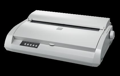 Hasil gambar untuk Fujitsu DL3850+ Dot Matrix Printer