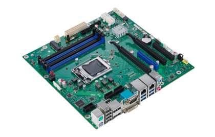 Mainboard D3441-S - side view