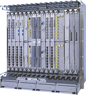 Photo of FLASHWAVE9500 Packet Optical Networking Platform