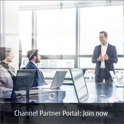 Channel Partner Portal: Join now