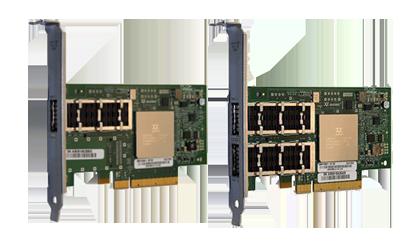 IB HCA 40Gb/s QLE 1/2 port
