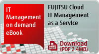 Download ITMaaS eBook from Fujitsu