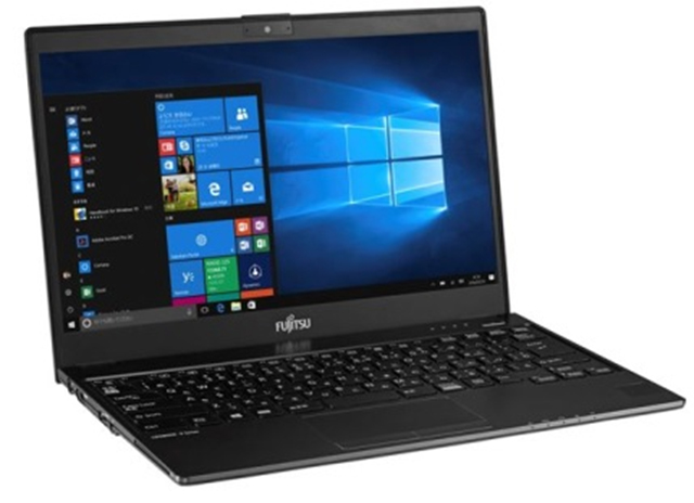Fujitsu Releases 18 New Enterprise PC, Tablet, and