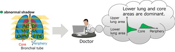 Figure 2: How a doctor analyzes images