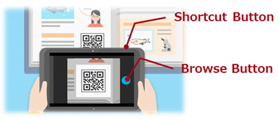 Using the Function Manager-QR Code Reader
