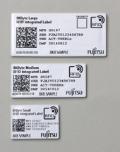 RFID Integrated Label