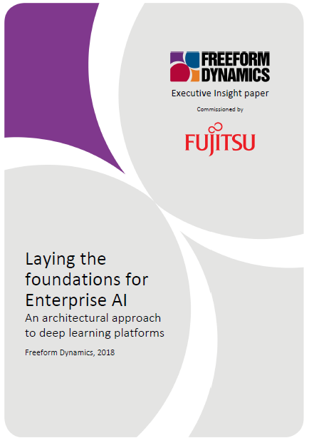 Laying the foundations for Enterprise AI