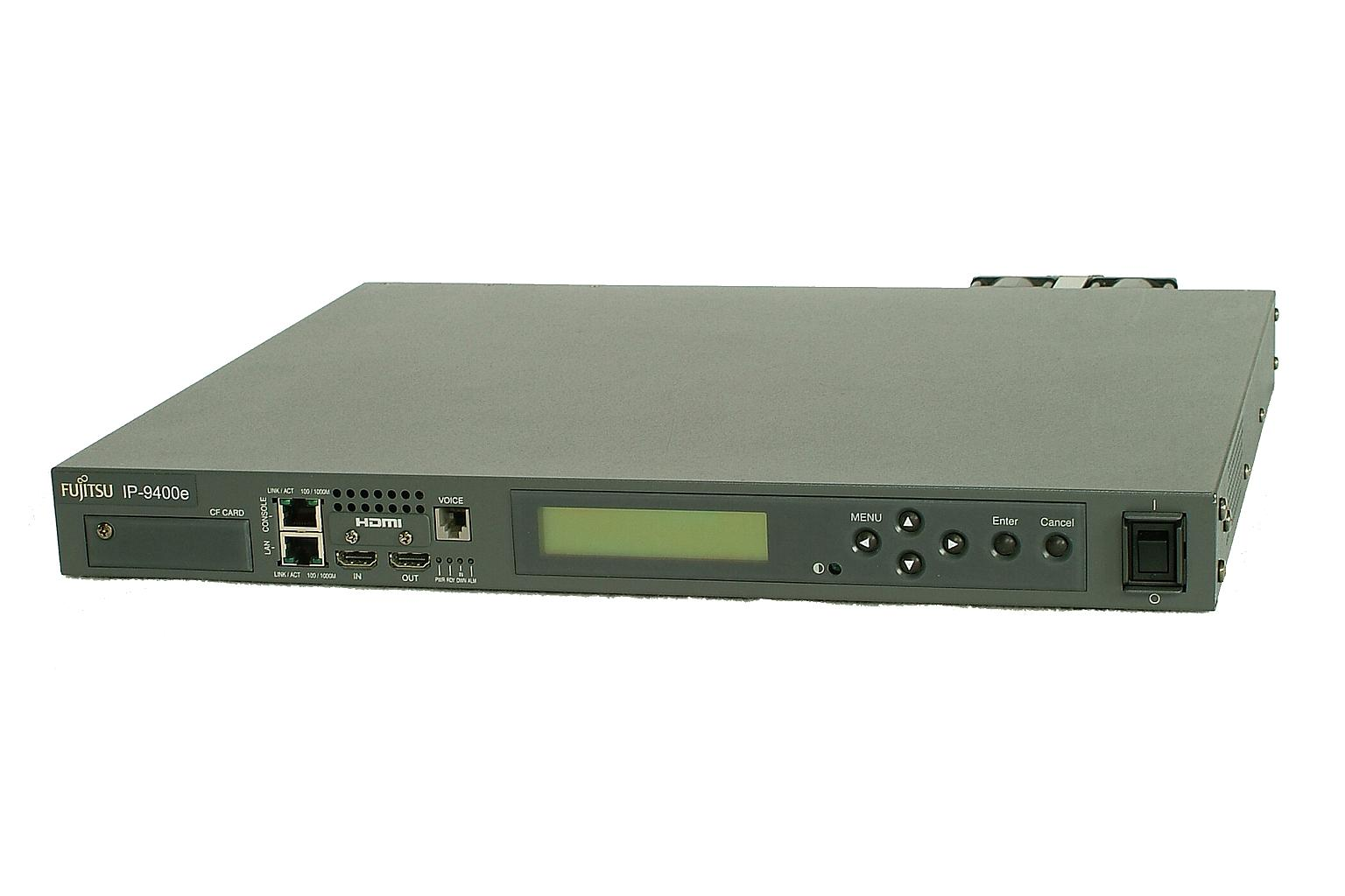Ip 9400 Hd Sd Economy Video Encoder Fujitsu Global Fullduplex Intercom Pcb For Your Office And House Electronic Design Larger View