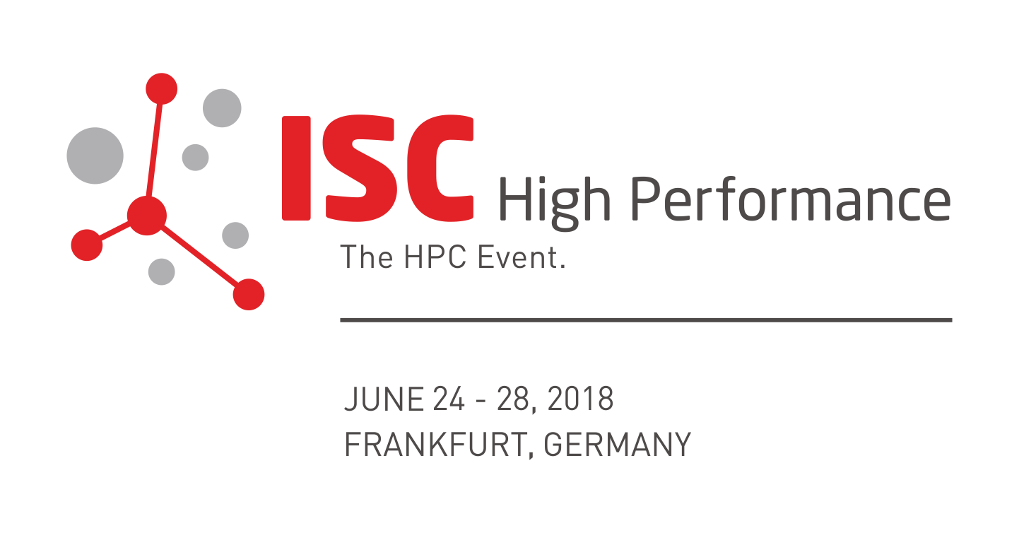 ISC High Performance The HPC Event.