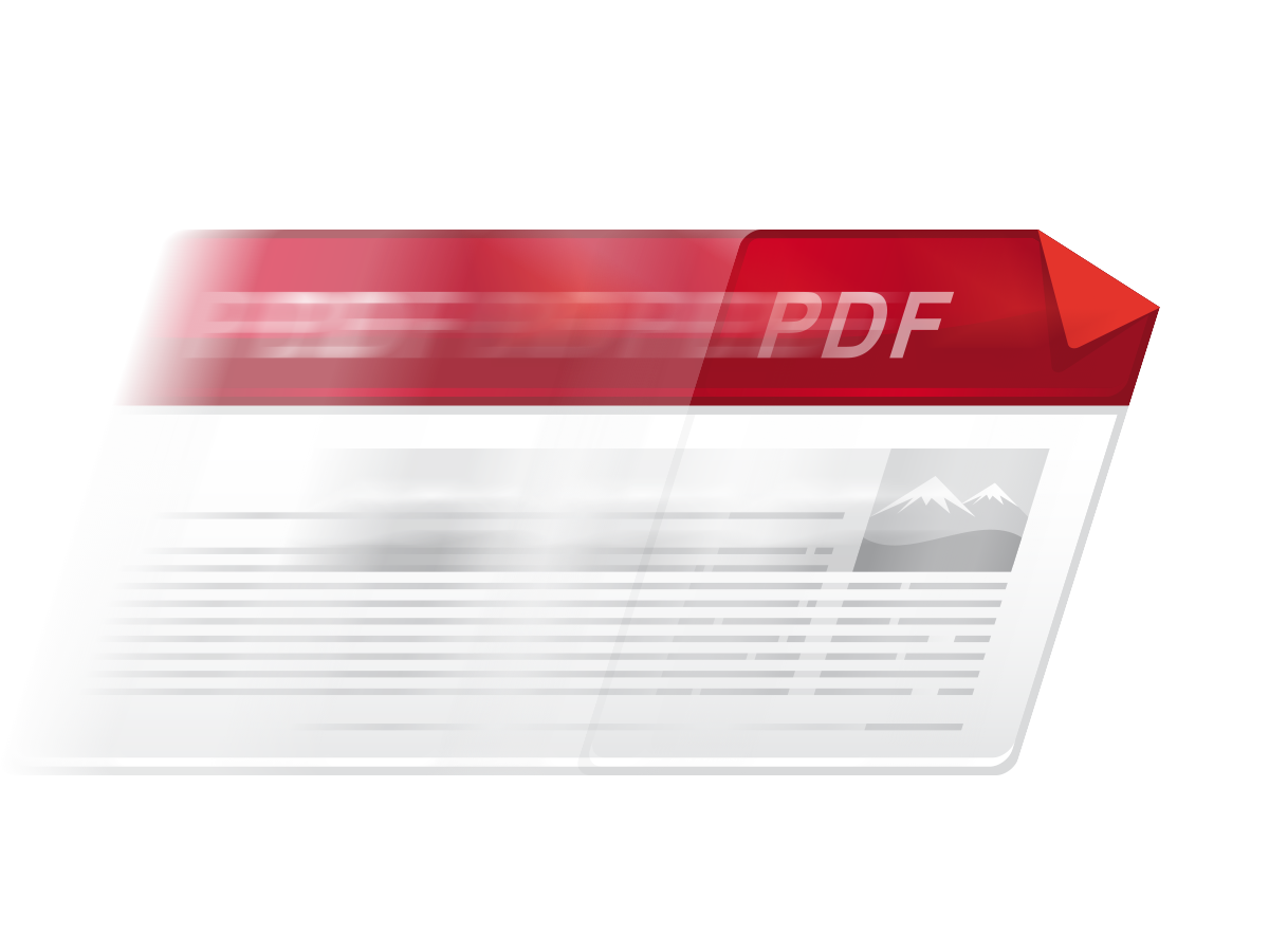 create searchable pdf from scanned document