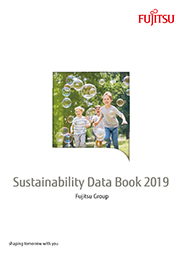 Sustainability Data Book 2019 cover page