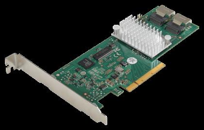 PRIMERGY Controller RAID MegaRAID 01 SAS 6G (D2607)
