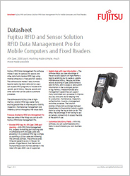 RFID Data Management Pro