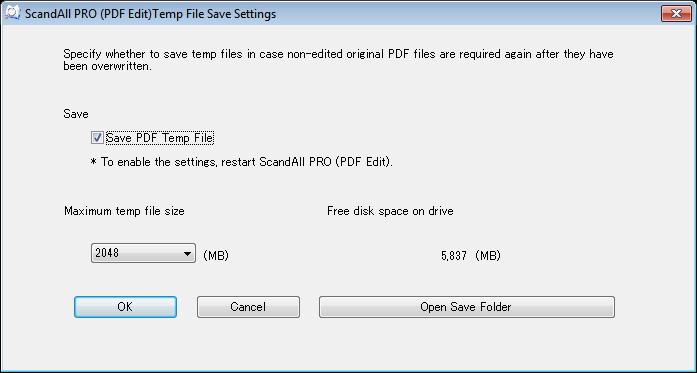 Fujitsu Scandall Pro V20 150