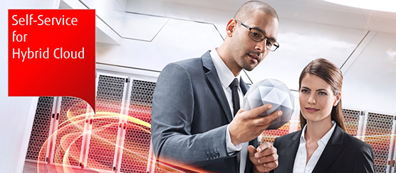 Self-Service for Hybrid Cloud