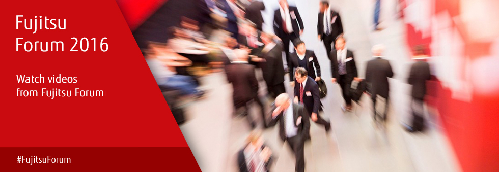 Agenda: see what's on, who's speaking and where events are taking place. Click to register. #FujitsuForum