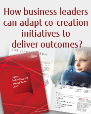 How business leaders can adapt co-creation initiatives to deliver outcomes?