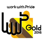 PRIDE Index Gold Award