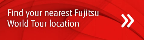 Find your nearest Fujitsu World Tour location