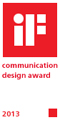 iF design award symbol