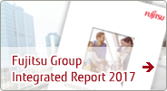 Fujitsu Group Integrated Report 2017