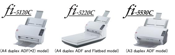Fujitsu fi-5220C Driver Download