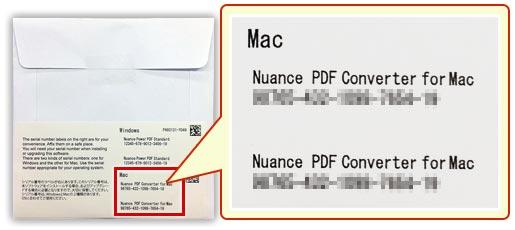 nuance pdf activation key