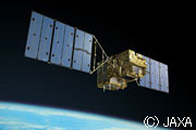 'Ibuki' greenhouse gas observing satellite