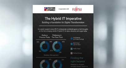 The Hybrid IT imperative