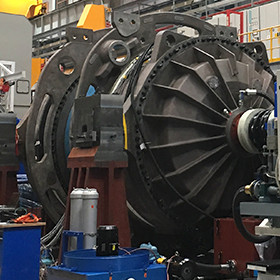 Applying AI for efficient, accurate quality inspection of entire range of gearbox products