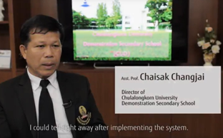 Case-Study-slide- Chulalongkorn University