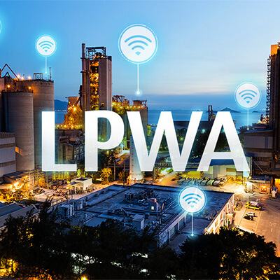 LPWA-Compliant IoT Device