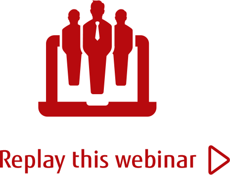 Replay this webinar button