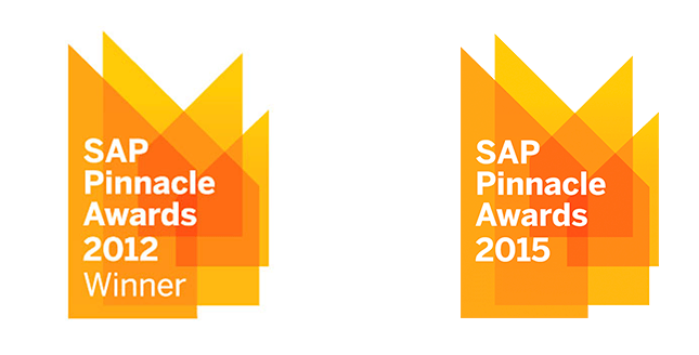 Pinnacle awards 2012 - 2015