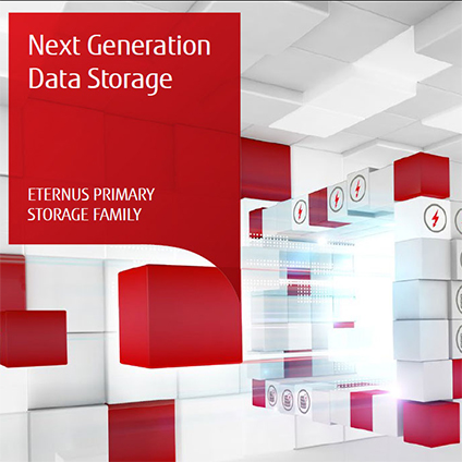 Eternus Primary Storage Family