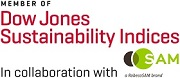 Logo: Dow Jones Sustainability Indexes
