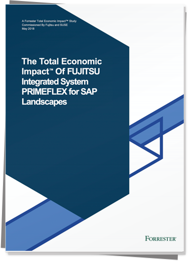 Forrester report: The total economic impact to SAP S/4 transition