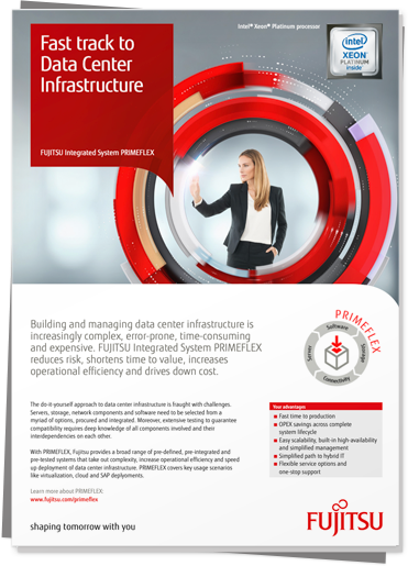 Download PDF: Fast track to Data Center Infrastructure