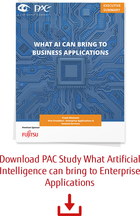 Download PAC Study What Artificial Intelligence can bring to Enterprise Applications