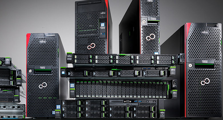 Fujitsu Server PRIMERGY: Get maximum performance for your Microsoft environment
