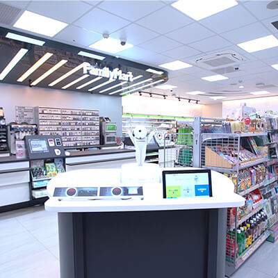 Smart retail - Taiwan FamilyMart