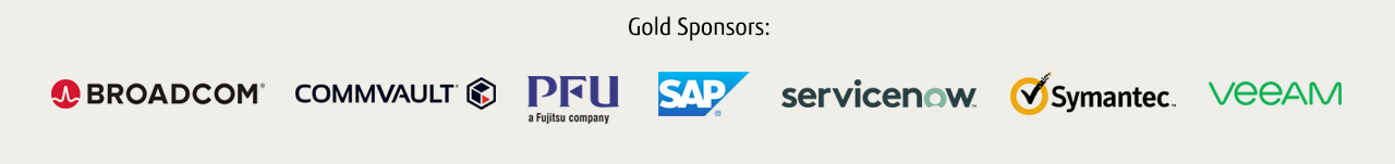 Gold sponsors for home page